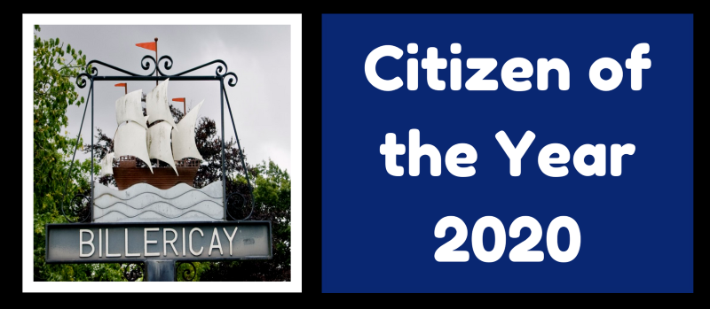 Citizen of the year 2020